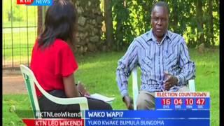 Wako Wapi : Maurice Mukhano
