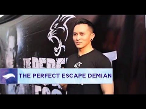 DEMIAN PERFECT ESCAPE 30 - RTV (видео)
