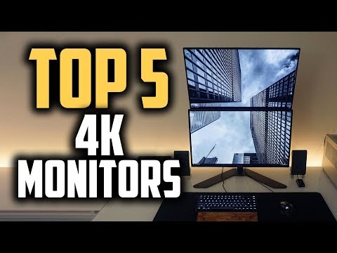 Best 4K Monitors in 2019 | Wide, Budget & Gaming