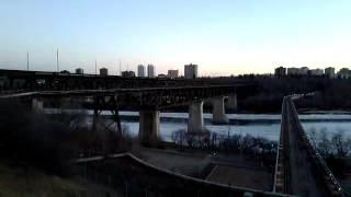 Exploring Edmonton #1: North Saskatchewan River
