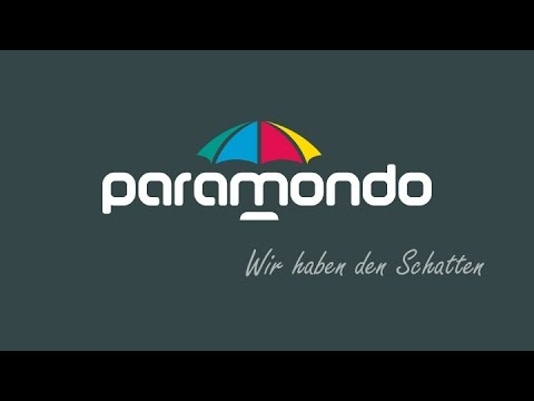 Gartenschirm / Großschirm paramondo paragrandi