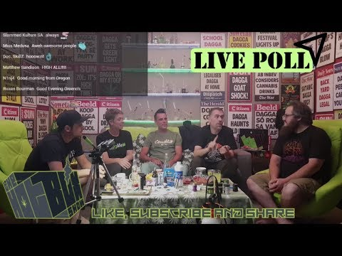 The HotboxShow Ep 101 Ft The Greenside Launch Party