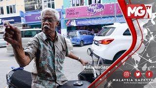 TERKINI : PAK CIK ASKAR MENGAMUK di SEMENYIH! Melayu Sudah Lama Kena Tipu