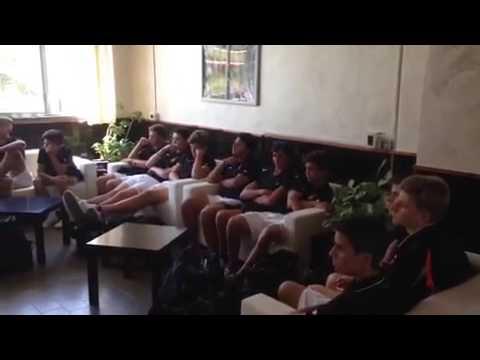 Preview video Leva 1999 Rivasamba: ritiro Cervarezza Terme agosto 2014