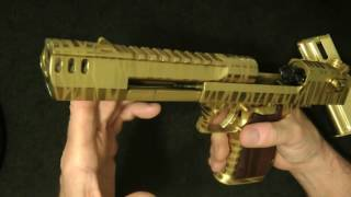 Gold Tiger Stripe Desert Eagle Free Video Search Site Findclip