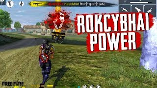 Playing Duo With Rockybhai - Garena Free Fire