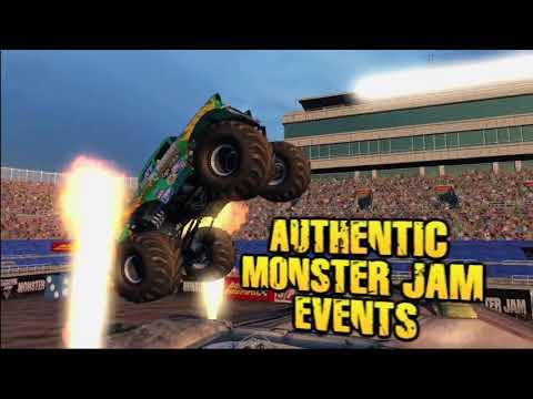 Видео № 0 из игры Monster Jam: Path of Destruction (игра + руль) [PS3]
