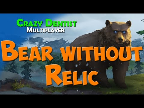 Bear without Relic | Bear clan in 3v3 | Northgard