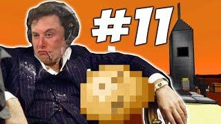ЗАХВАТЫВАЕМ МАРС \\ Приключения Илона Маска в Minecraft #11