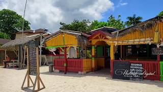 WALKING ON THE SEVEN MILE BEACH | NEGRIL JAMAICA | Walinton Mosquera