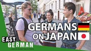 What Germans think about Japan   Easy German 244