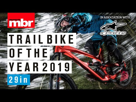 YT Jeffsy 29 CF Comp | Trail Bike of the Year 2019 | Mountain Bike Rider
