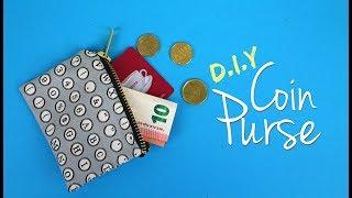 DIY Coin Purse | Beginner | Sewing