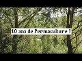Jardin du Grand Jas : le bilan de 10 ans de Permaculture