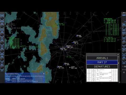 ATC Pro - Air Traffic Control Simulator - смотреть онлайн на
