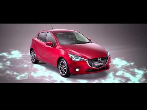 Mazda  2 Хетчбек класса B - рекламное видео 2