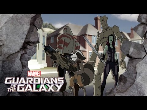 Marvel's Guardians of the Galaxy 1.24 (Clip)