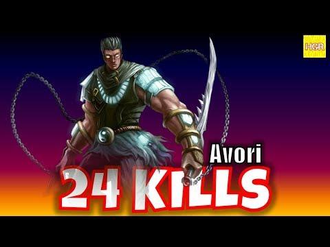 HoN Berzerker Gameplay - Avori - Immortal - NM