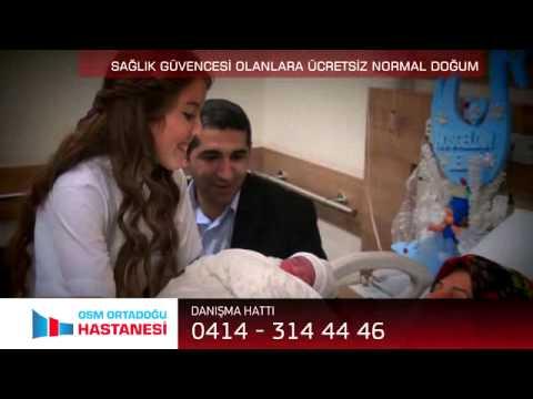 OSM Ortadoğu Hastanesi - Kadın Hastalıkları ve Doğum Poliklinikleri - 2013