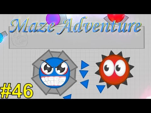 Diep.io | Maze Adventure #46