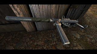 FNV Arsenal Weapons Overhaul - STEN MKII