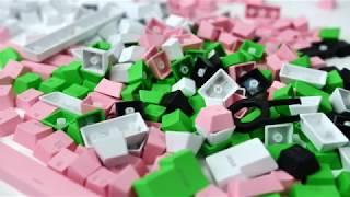Razer PBT Keycap Upgrade Set   Краткий обзор