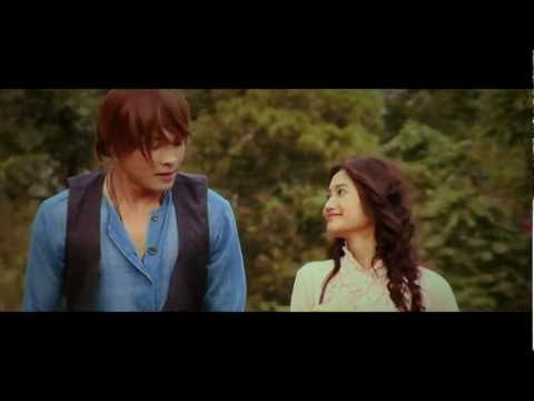 Pramesh R.K. - Because Of You [Manipuri Movie, Amamba Sayon OST] - OFFICIAL MV