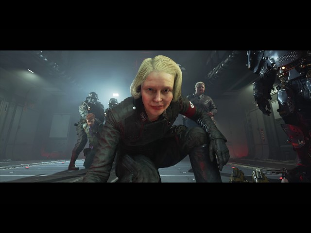Wolfenstein II - The New Colossus at E3 2017