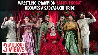 Babita Phogats Bridal Journey   Band Baajaa Bride With Sabyasachi   Season 9   EP 1 Sneak Peek
