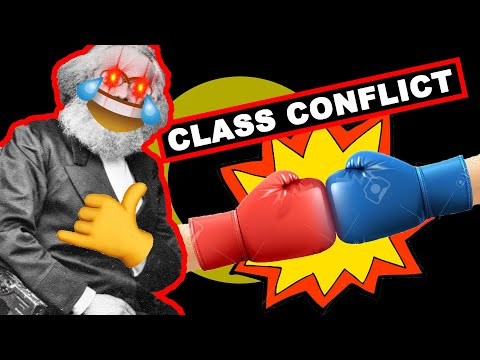 What is Class Conflict? Karl Marx's Class Struggle Explained: Proletariat vs Bourgeoisie