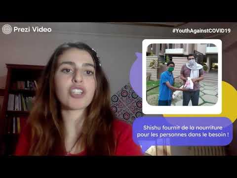 Jeunesse en action contre #COVID-19