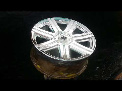 Cosmichrome Chrysler crossfire wheel
