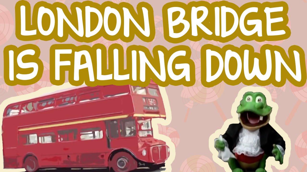LONDON BRIDGE IS FALING DOWN | BEBÊ MAIS MUNDO