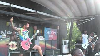 Every Time I Die - Thirst