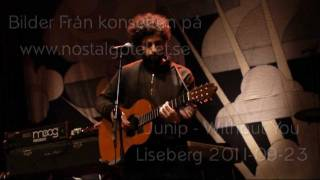 Junip (Jose Gonzales) - Without You, Liseberg, 2011