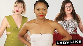 We Bought Formal Wear From Amazon • Ladylike - Video Youtube