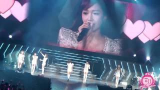 [大酥團] 110910 SNSD - Sweet Talking Baby @ 2011 Girls'Generation Tour in Taipei (FanCam)