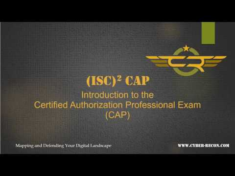 Introduction to the CAP Exam Short - YouTube