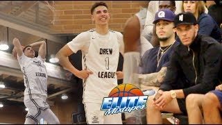 LaMelo Ball SHOWS OUT In Drew League DEBUT! Drops 25