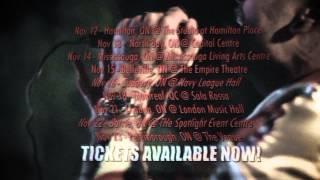 Danny Fernandes - Breathe Again Tour 2013