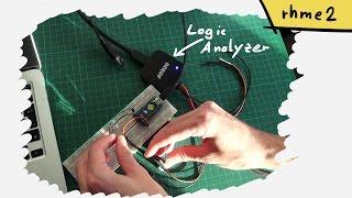 Using UART / Serial to interact with an embedded device - rhme2 Setup