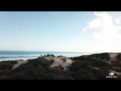 Droning of Gunnamatta surf and sands