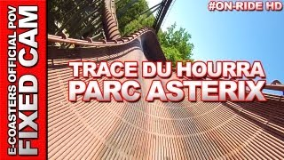 preview picture of video 'Trace du Hourra - Parc Asterix | On-Ride (ECam HD)'