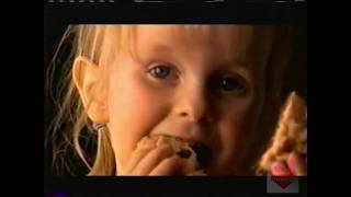 Nestle Toll House Cookies   Television Commercial   2001   Girl