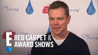 Does Matt Damon Approve Of Ben Afflecks Tattoos? | E! Red Carpet & Award Shows