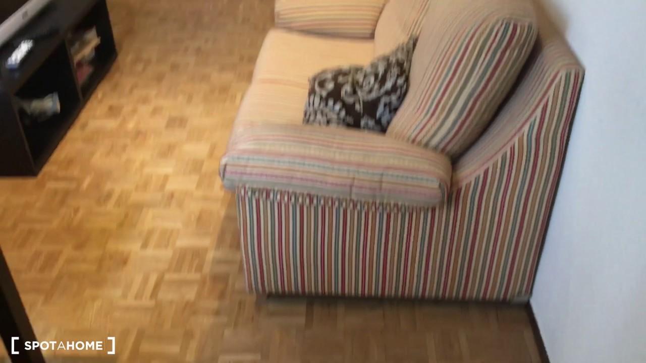 Rooms for rent in 4-bedroom apartment in Ciudad Universitaria