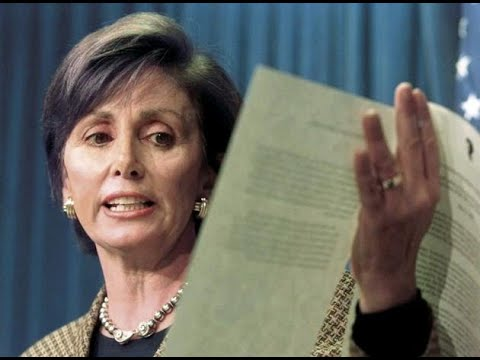WATCH: Pelosi Argues For Floor Vote On Single Payer In 1994