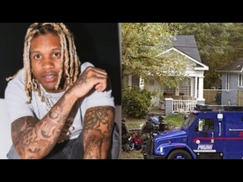 """Lil Durk Home Almost Hit With Home Invasion Suspects Ran in Woods to Get Away """"Backdoor"""""""