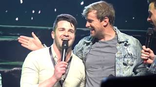 """Westlife """"I Have A Dream ~ Unbreakable ~ Fool Again ~ Queen Of My Heart"""" 29.6.2019 Manchester"""