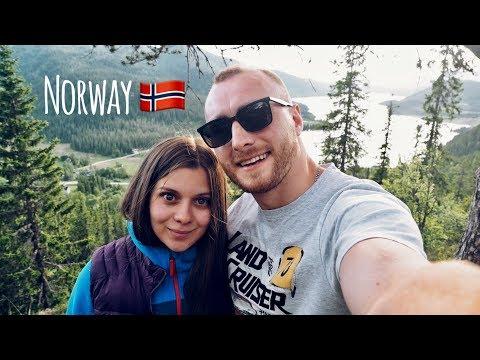 В Скандинавию на машине. Норвегия, кемпинг, самостоятельное путешествие с маленьким ребёнком. Часть6 видео